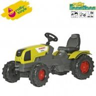 Rolly Toys pedálos gyerek traktor FarmTrac Claas Axos 340 - 601042