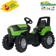 Rolly Toys gyerek pedálos játék traktor FarmTrac Deutz-Fahr Agrotron 7250 - 700035