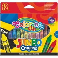 Colorino Kids zsírkréta Jumbo 12db-os 32230