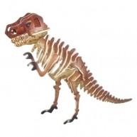 IMP-EX 3D fa modell színes Tyrannosaurus 1892