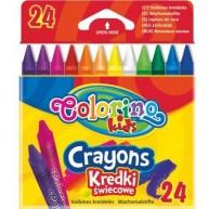 Colorino Kids zsírkréta 24db-os klasszikus 13895