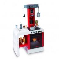 SMOBY elektromos játékkonyha Cheftronic Tefal 21 részes kiegészítőkkel 24114