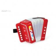 JANOD játék tangoharmonika confettis 7620
