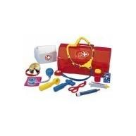 Játék orvosi táskák és eszközök