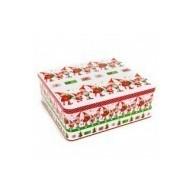 Karácsonyi fém dobozok