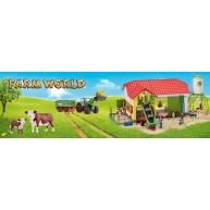Schleich figurák - farm állatai